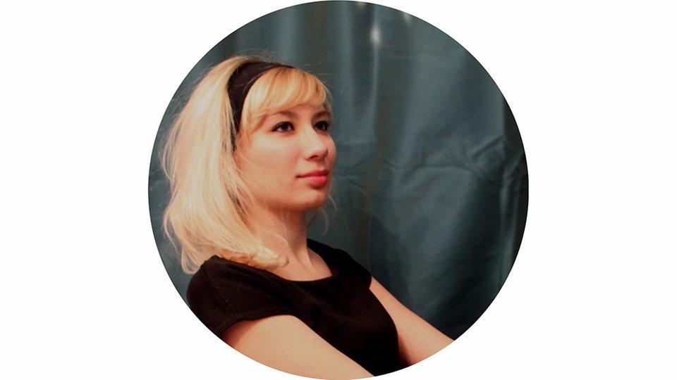 Оксана Суроп / Фото из личного архива