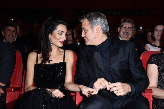 Джордж Клуни, Амаль Клуни