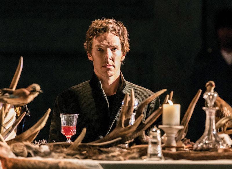 «Гамлет» с Бенедиктом Камбербэтчем