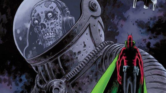 Legendary приобрела права на экранизацию комиксов «Черный молот»