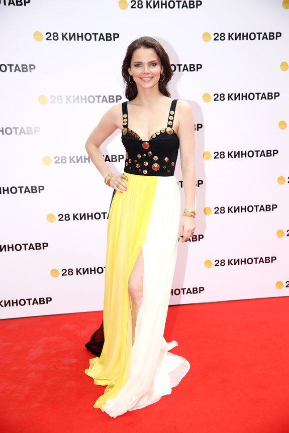 Актриса Елизавета Боярская / Пресс-служба фестиваля «Кинотавр»