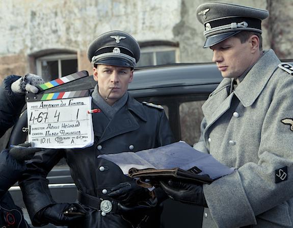 ВСанкт-Петербурге готовят «Апперкот для Гитлера»
