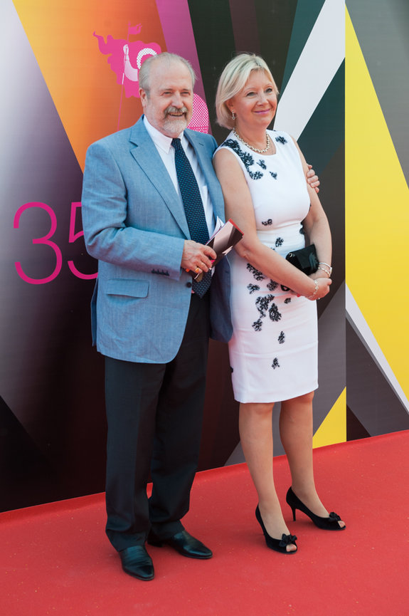 Владимир и Татьяна Хотиненко