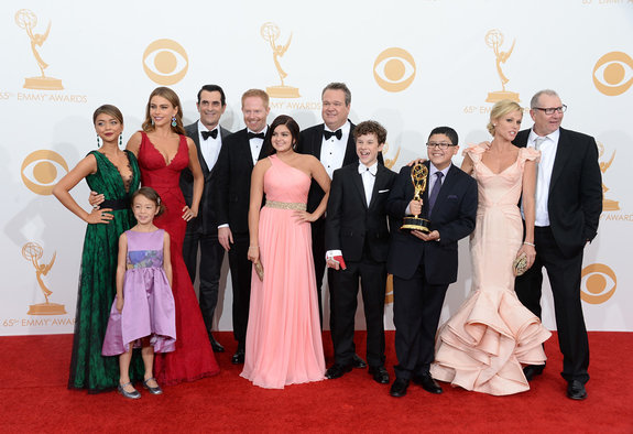 Актеры сериала «Американская семейка»