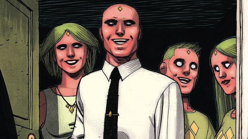 Фрагмент комикса Тома Кинга «Вижн. Чуть хуже человека» / Иллюстрация: Marvel
