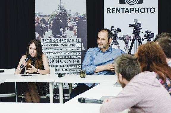 Наталья Гуркина и Алексей Попогребский  / Фото: Элен Нелидова