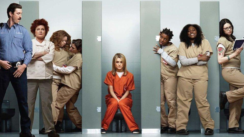 «Оранжевый— хит сезона» — один изпервых хитов Netflix собственного производства