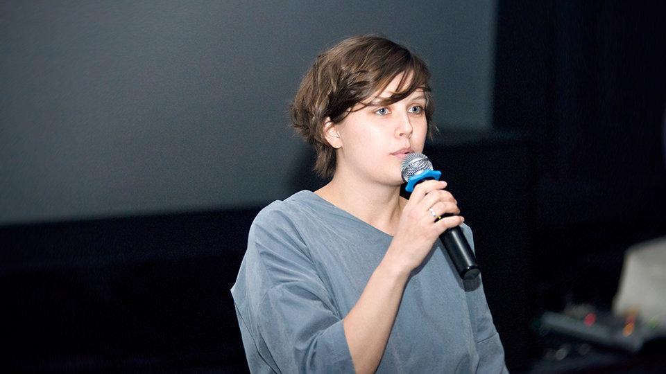Главный редактор КиноПоиска Елизавета Сурганова / Фото: Элен Нелидова для КиноПоиска
