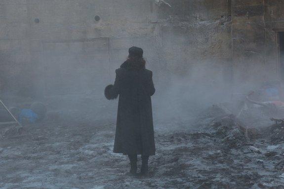 История одного проекта: Снимается кино о землетрясении в Армении