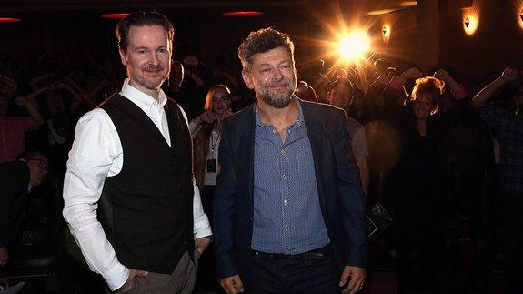 Мэтт Ривз и Энди Серкис / Фото: Getty Images