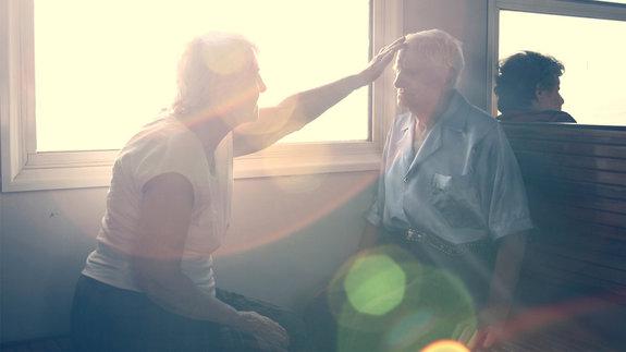 Кадр из фильма  «Один, два, три»