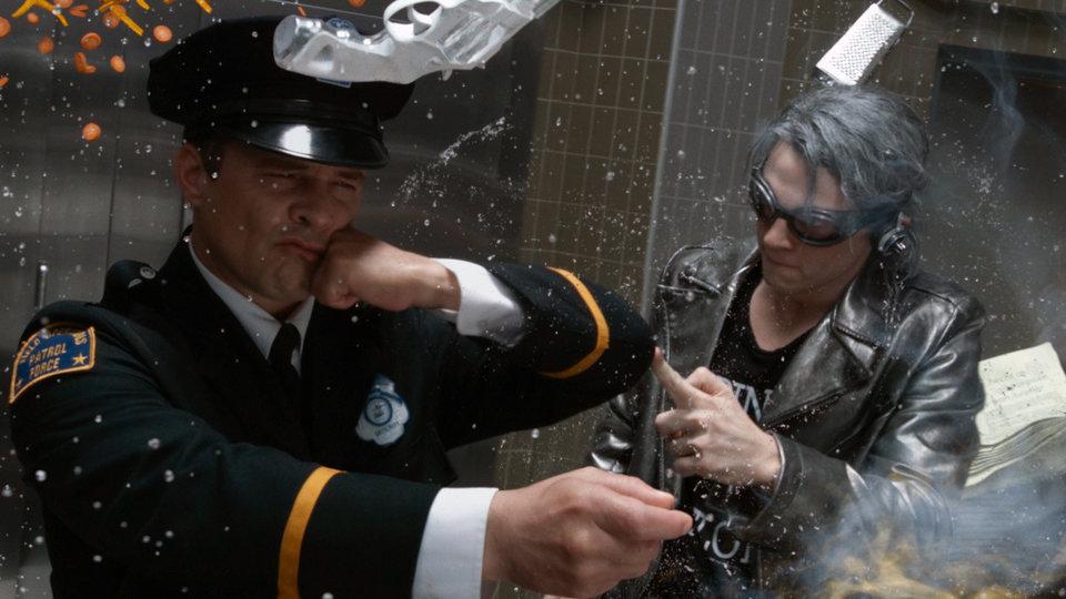 Ртуть из фильма «Люди Икс: Дни минувшего будущего»