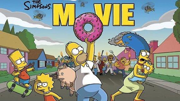 Симпсоны все еще могут вернуться в кино