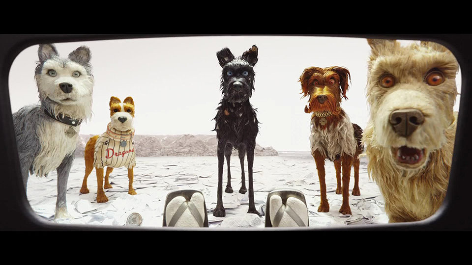 «Остров собак»