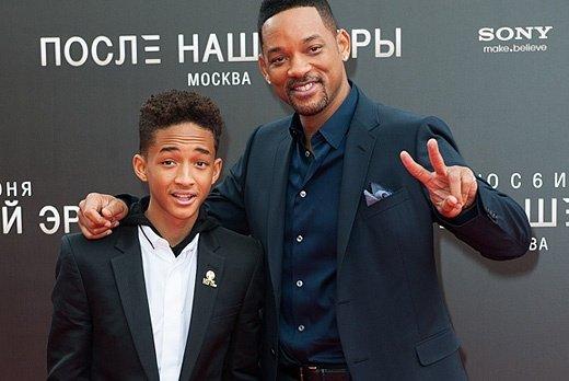 Уилл Смит: «Главная тема фильма — отношения между отцом и сыном»