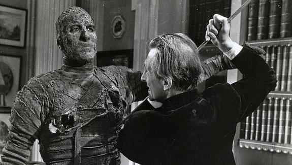 «Мумия», 1959