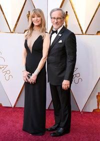Кейт Кэпшоу и Стивен Спилберг / Фото: Getty Images