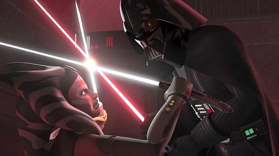 «Звездные войны: Повстанцы»