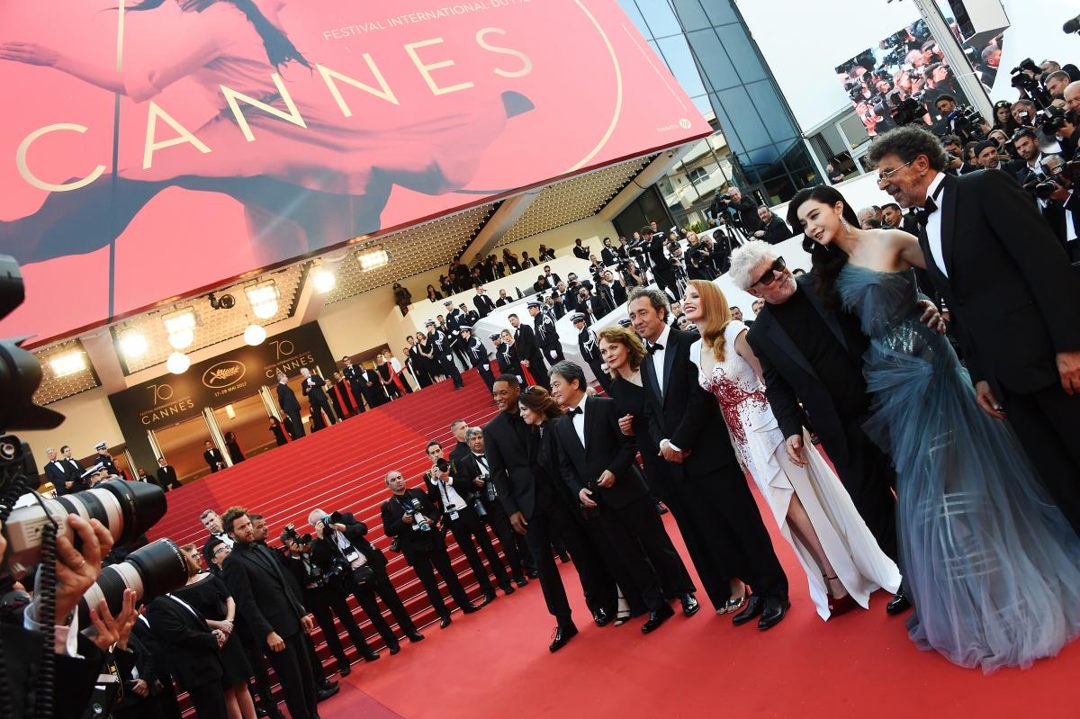 Закрытие 70-го Каннского кинофестиваля: Гости, жюри и победители