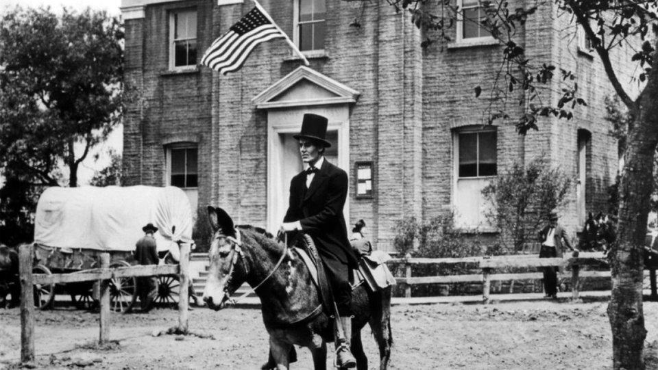 «Молодой мистер Линкольн»