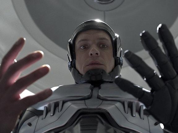 Юэль Киннаман: «В костюме Робокопа было крайне дискомфортно»
