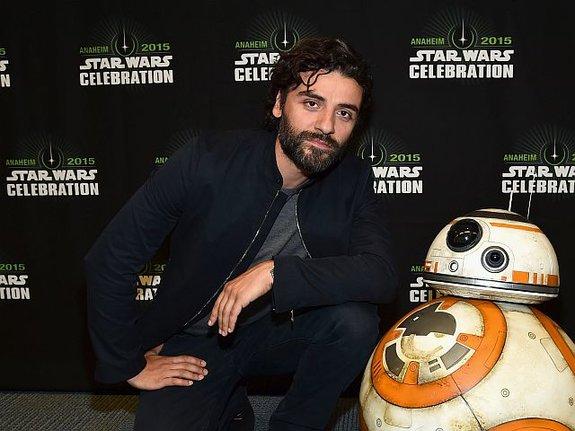 """Оскар Айзек: «Ясдетства собирал игрушки по""""Звёздным войнам""""»"""