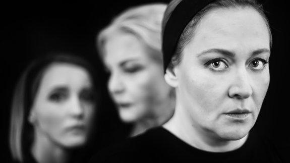 Спектакль «Персона» / Фото: Ира Полярная