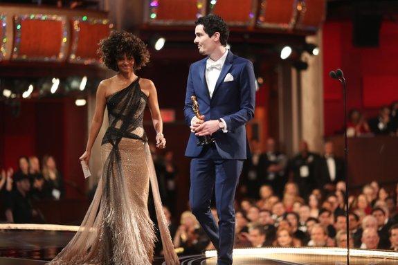 Холли Берри  и Дэмьен Шазелл / Фото: Getty Images