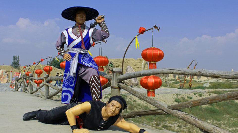 Китайская киностудия «Чжэньбэйбу» / Фото: Жанна Койвиола