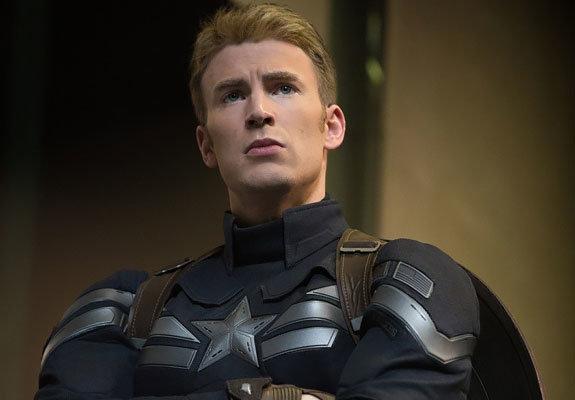 капитан америка фото актера