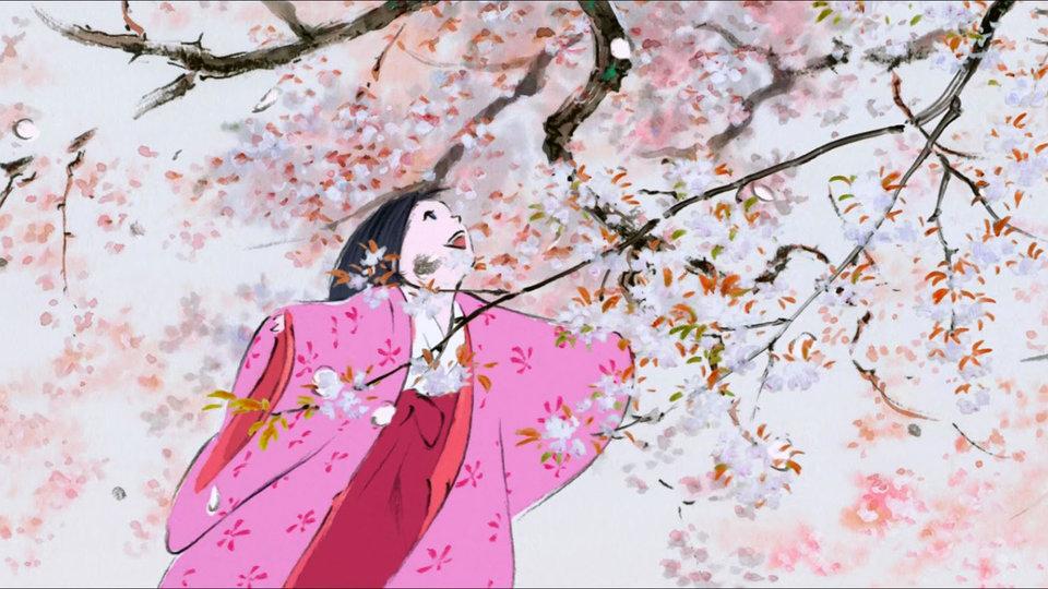 «Сказание о принцессе Кагуя»
