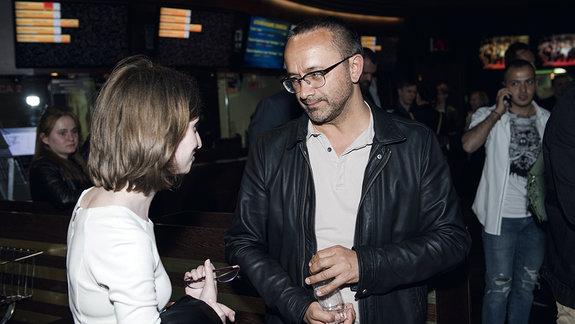 Андрей Звягинцев / Фото: Элен Нелидова для КиноПоиска