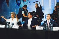 Тина Кузнецова, Ян Цапник, Семен Трескунов