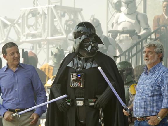 Lucasfilm глазами КиноПоиска: Штурмовики, R2D2 и спецэффекты