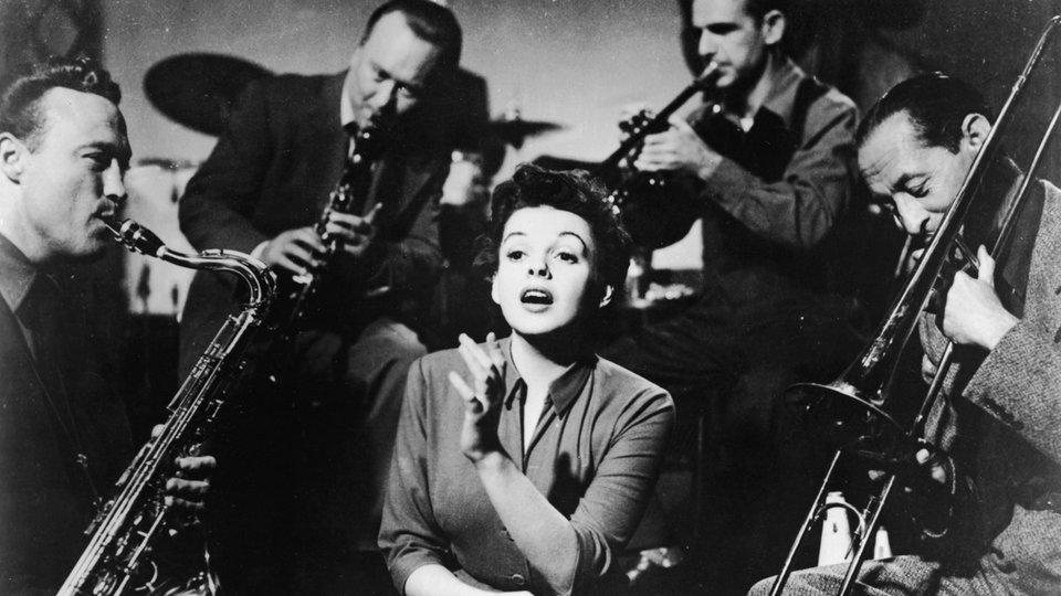 «Звезда родилась» (1954)