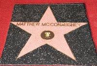 Звезда Мэттью МакКонахи