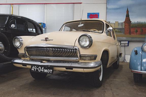 ГАЗ-21 играл в «Бриллиантовой руке» / Фото: Элен Нелидова для КиноПоиска