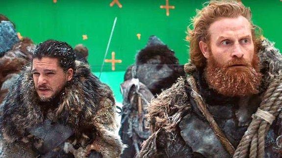 Канал HBO показал съемки битвы на озере в шестой серии
