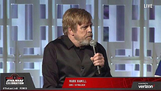Марк Хэмилл / Фото: Скриншот из трансляции