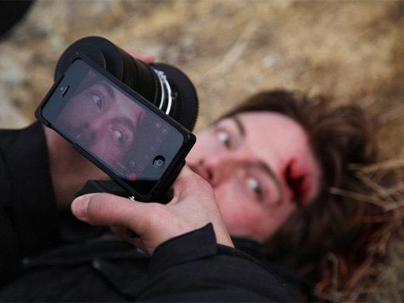 Камера вштанах: Почему мобильное кино не приживается в России