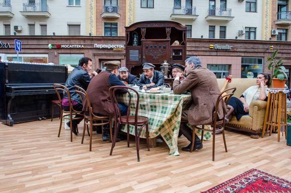 Сыграй в МУР и станцуй со стилягами: День города в Москве