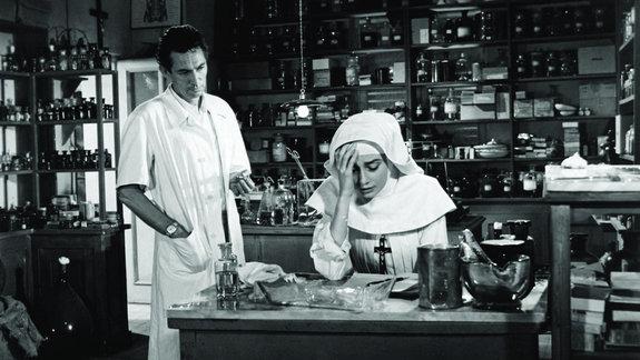 «История монахини»