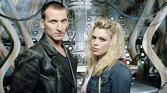 Кристофер Экклстон иБилли Пайпер— звезды первого сезона перезапущенного в2005 году «Доктора Кто»