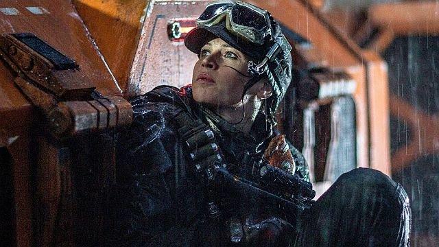 Фелисити Джонс в фильме «Изгой-один: Звёздные войны. Истории» / Фото: LucasFilm