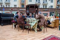 Площадка фильма «Место встречи изменить нельзя»