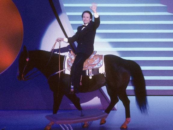 Билли Кристал на церемонии вручения «Оскаров» в 1991 году