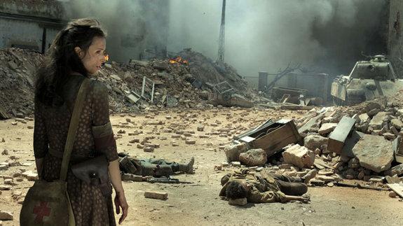 «Город 44» (2014) Яна Комасы
