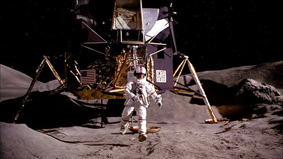 Кадр из фильма «Аполлон 13»