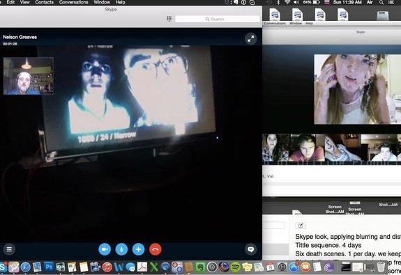 Свингеры по скайпу видео правы
