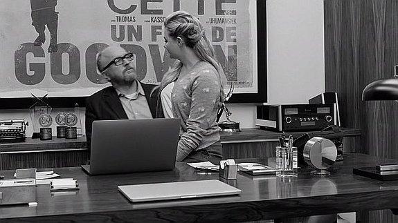 Трейлер фильма «Я люблю тебя, папочка»: Луис С. К. играет в Вуди Аллена
